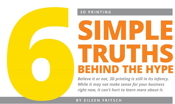 6SimpleTruths3DPrinting